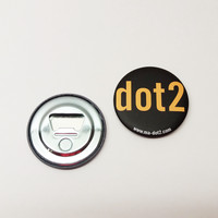dot2 Bottle Opener with Magnet