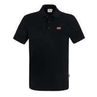 MA Polo-Shirt, black