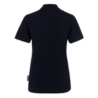 MA Polo-Shirt Ladyfit, black