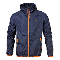 MA Windbreaker, navy