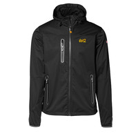 dot2 Softshell Jacket, black,