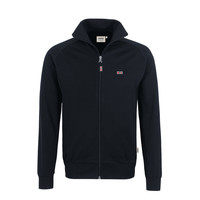 MA Sweatjacket College, black