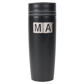 MA Thermal Mug, black