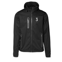 grandMA3 Softshell-Jacket summer, black