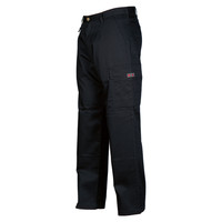 MA Workwear Trousers, black